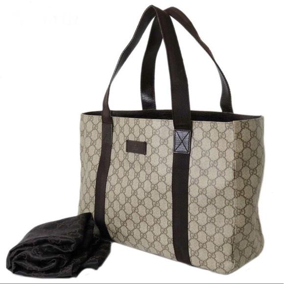 6c820909e36 Gucci Handbags - Authentic Gucci coated canvas Shoulder bag